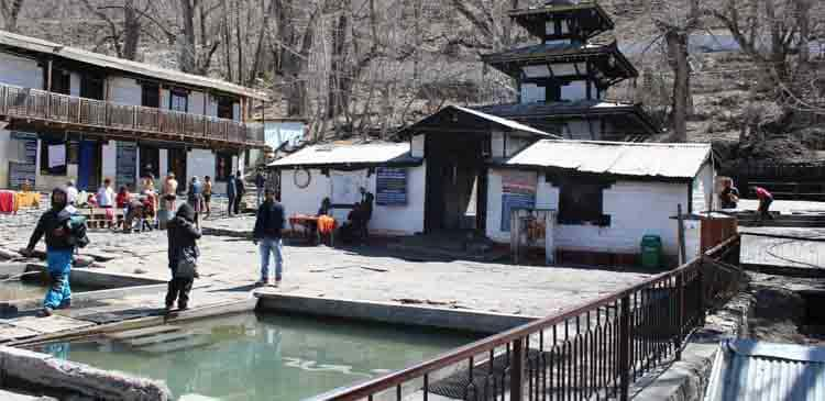 Muktinath Temple with Mukti Kunda