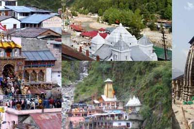 Char Dham Yatra Uttarakhand