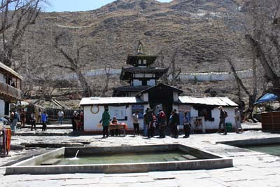 Muktinath Yatra